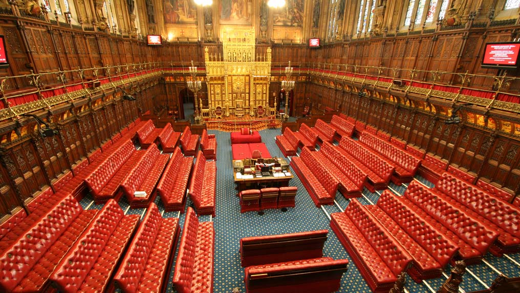 how to get into the house of lords