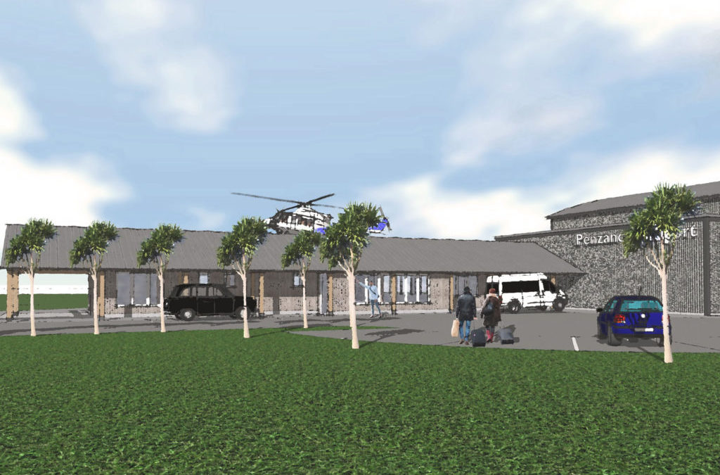Penzance Heliport Planning Application to be Re-Submitted