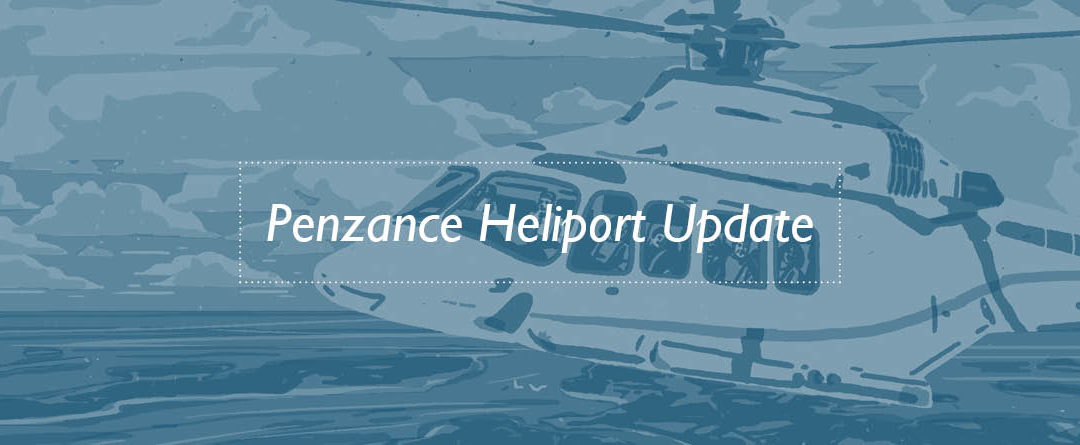 Council of the Isles of Scilly Reiterates Support for Penzance Heliport