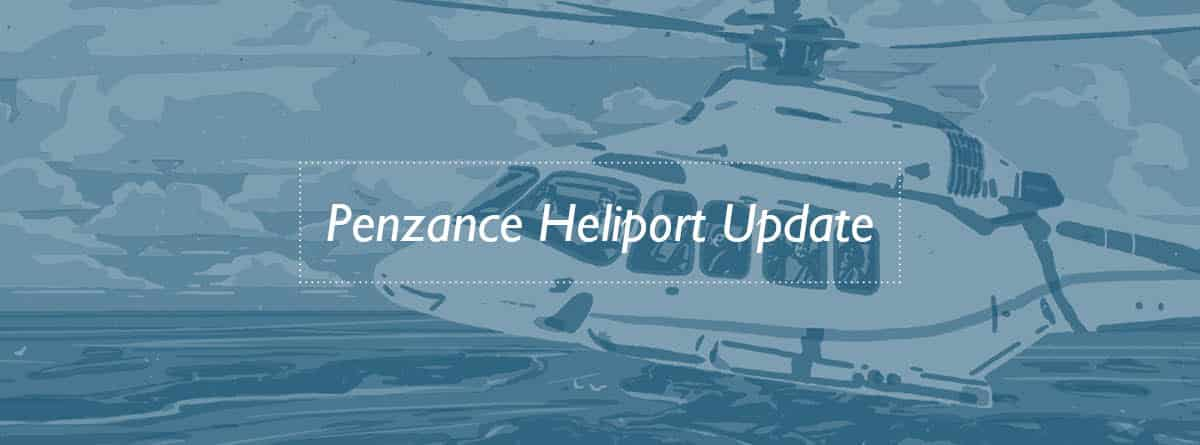 Image result for Penzance Heliport announces Isles of Scilly helicopter operator
