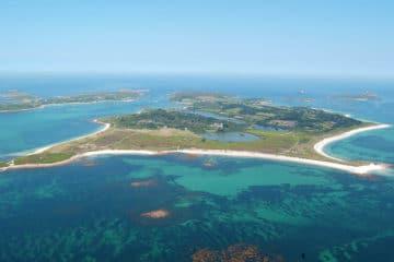 Tresco Island Isles of Scilly