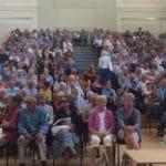 Majority of Public Meeting Speakers Support Heliport