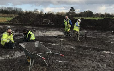 Pebbles & Barrows: The Archaeology of the Penzance Heliport Site